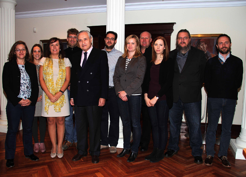 BioFoamBark: 4th Progress Meeting in Madrid (Spain)